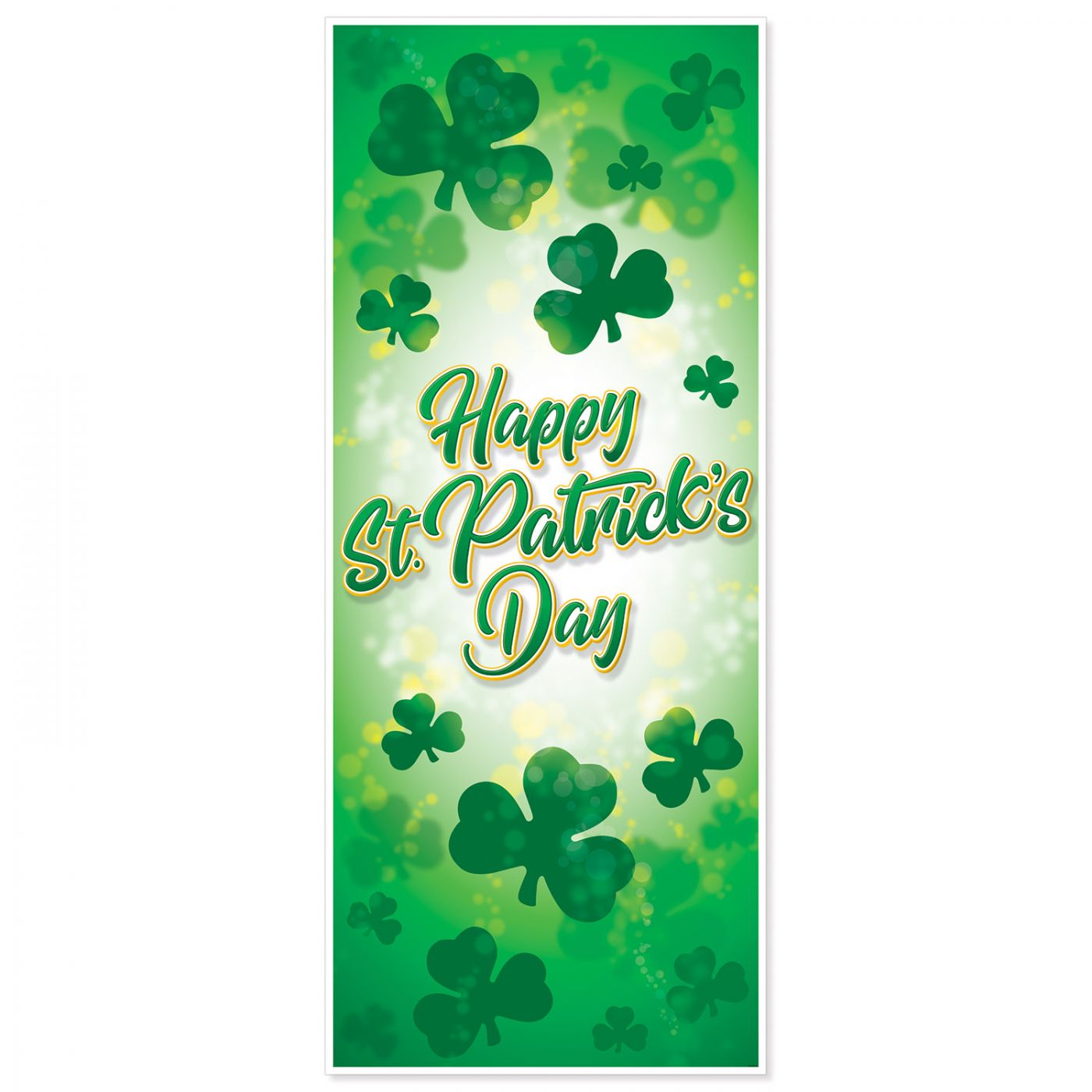 Happy St. Patrick's Day Door Cover image