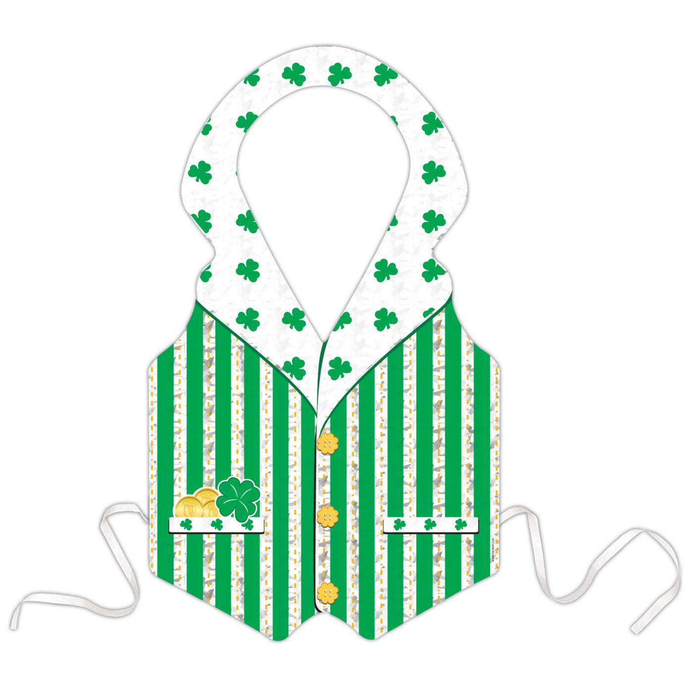 Prismatic St Patrick Vest (24) image