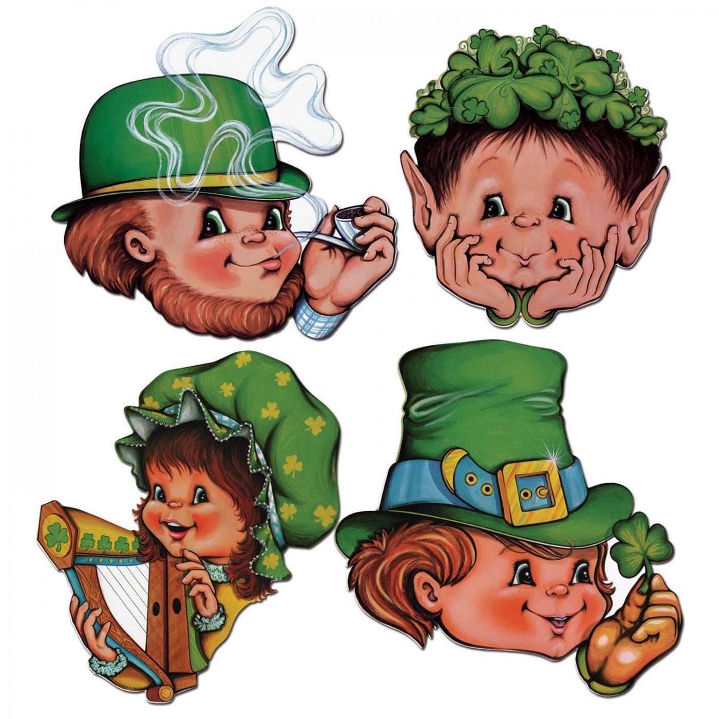 St Patrick Cutouts image