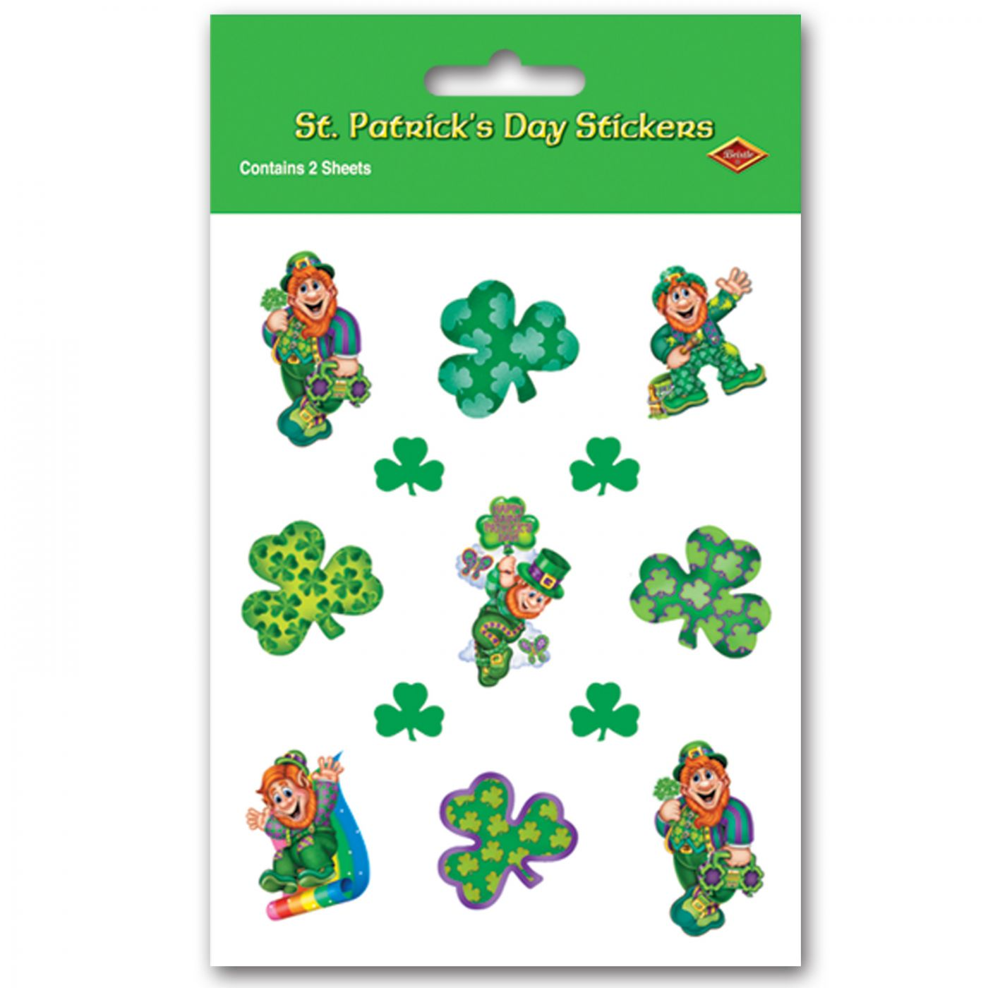 Leprechaun Stickers image
