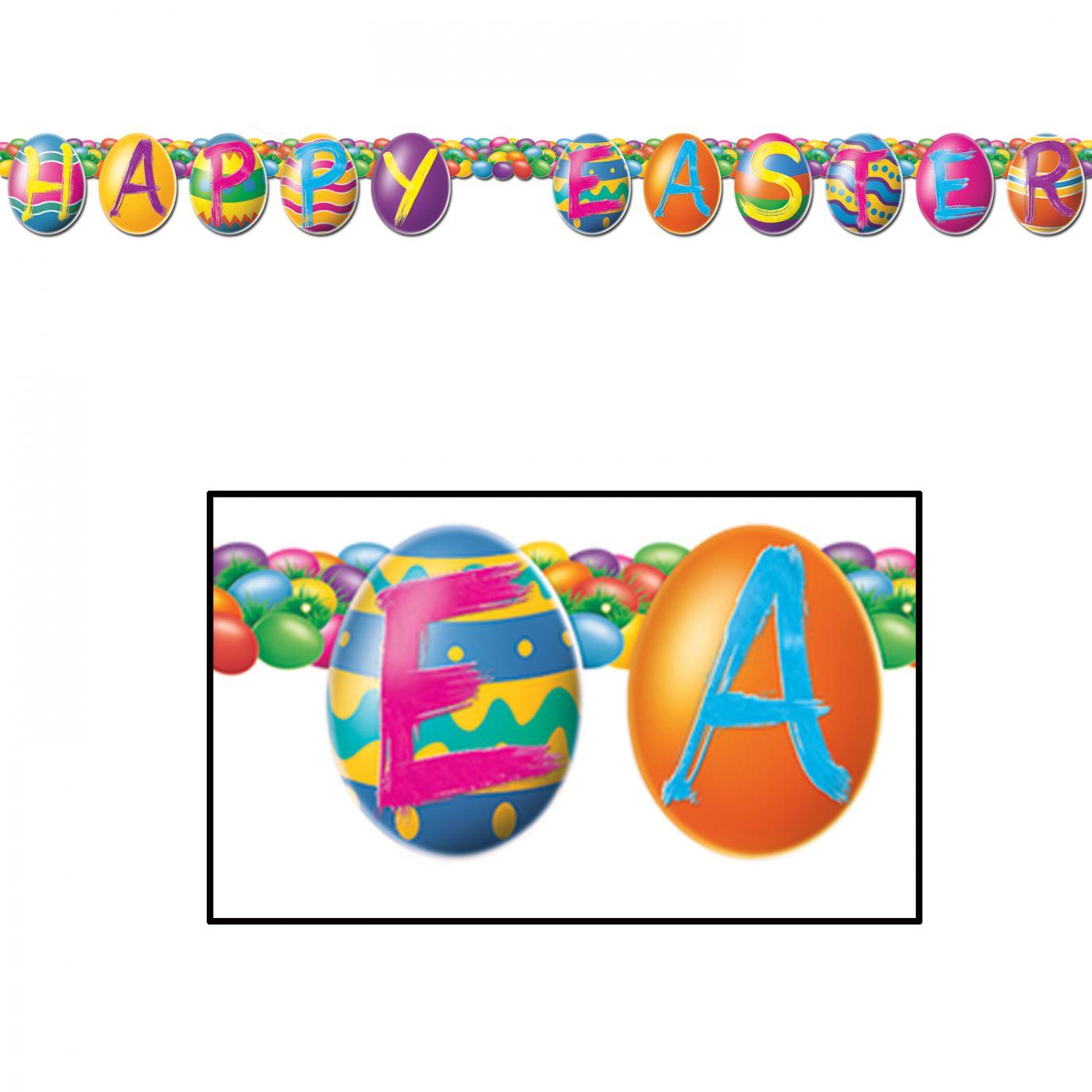 Color Bright Egg Streamer image