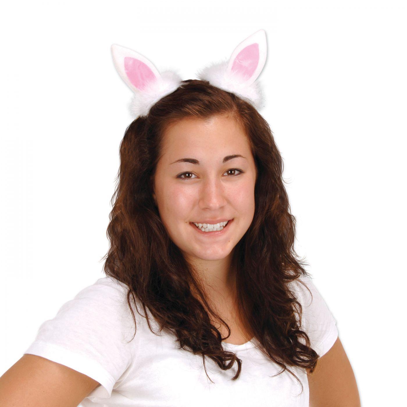Bunny Ear Hair Clips image