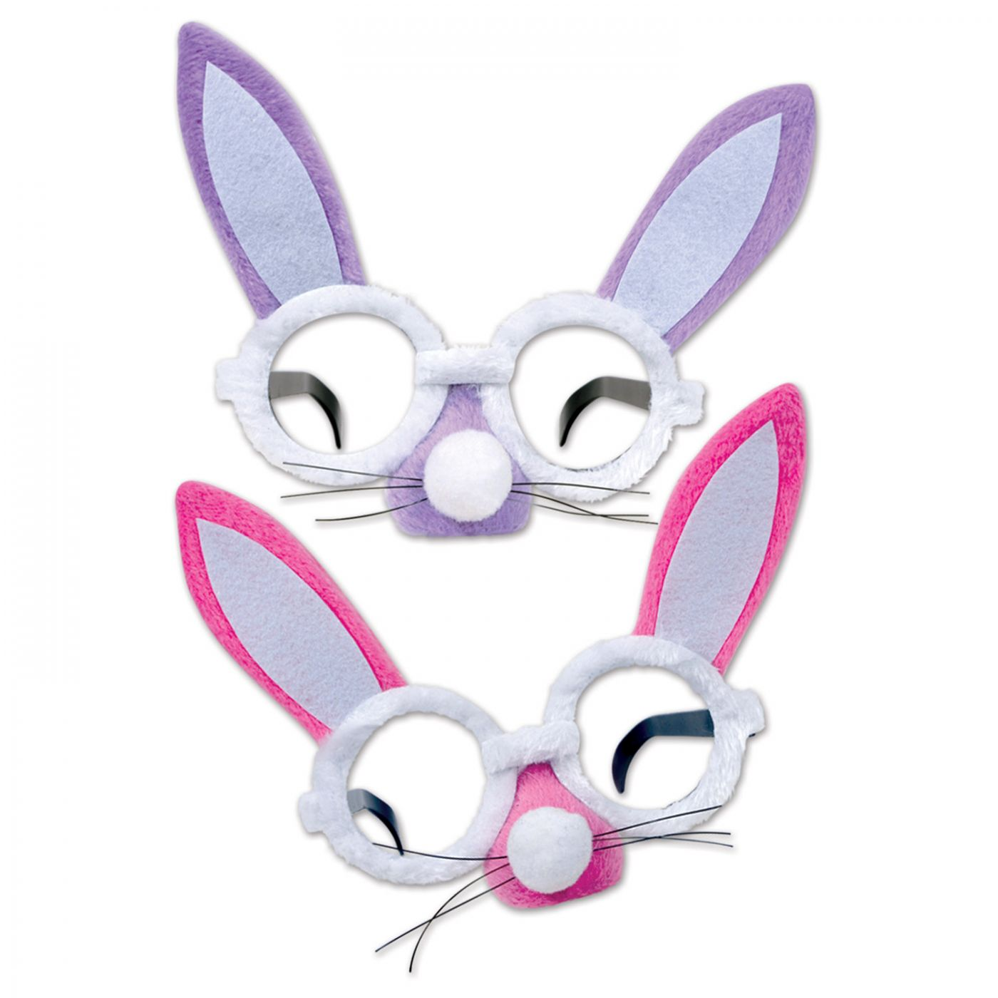 Plush Bunny Glasses image