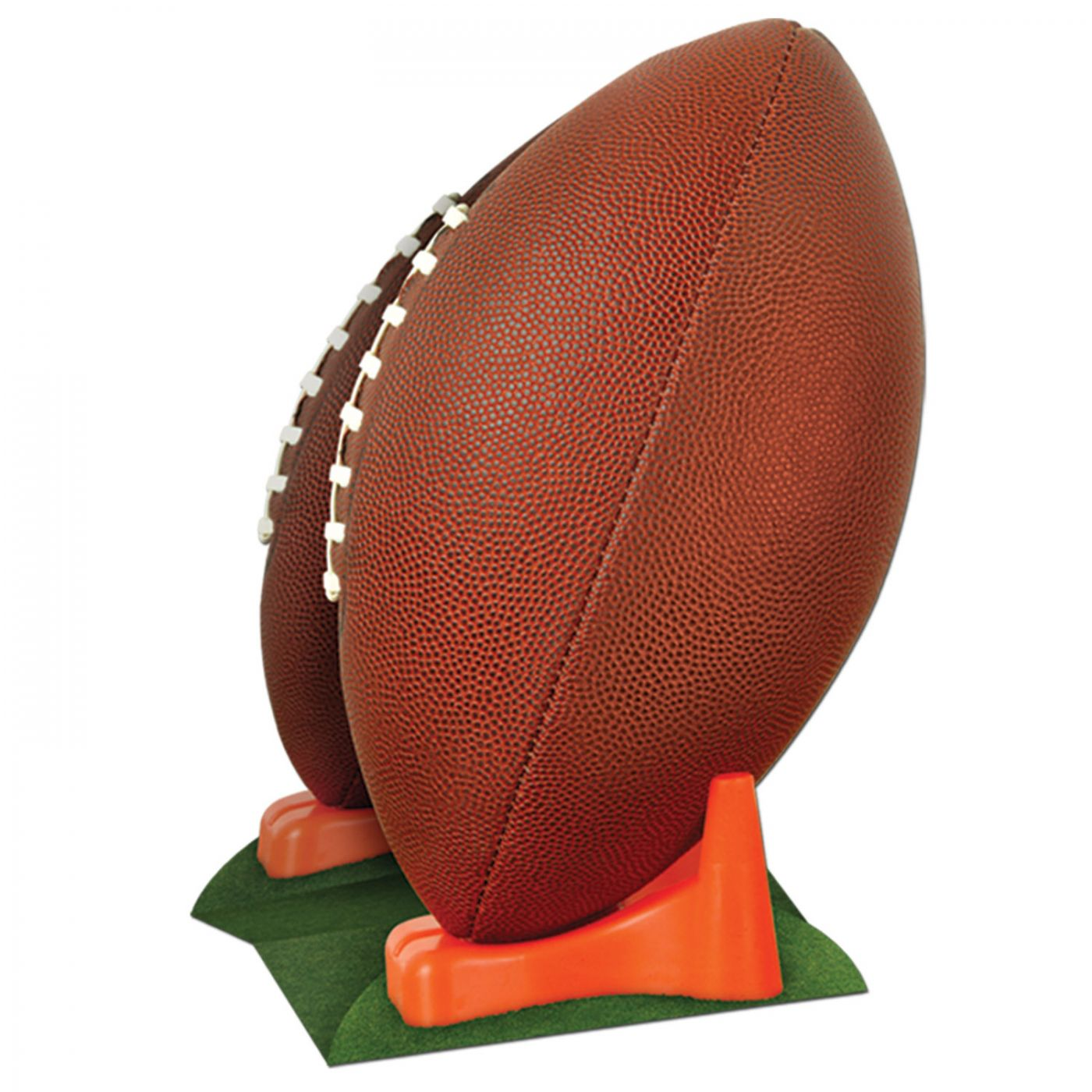 3-D Football Centerpiece image