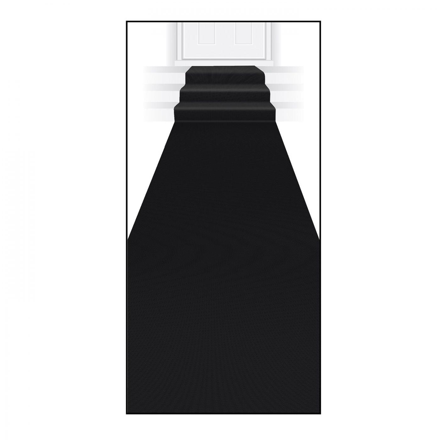 Image of Black Carpet Runner (6)