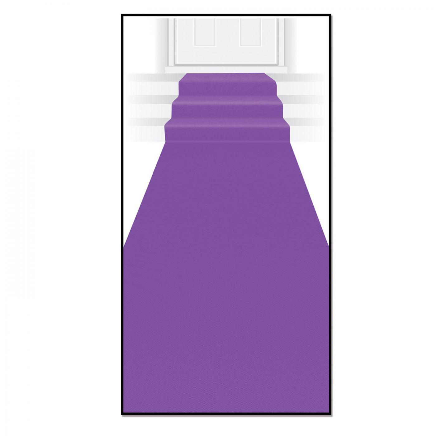 Purple Carpet Runner (6) image