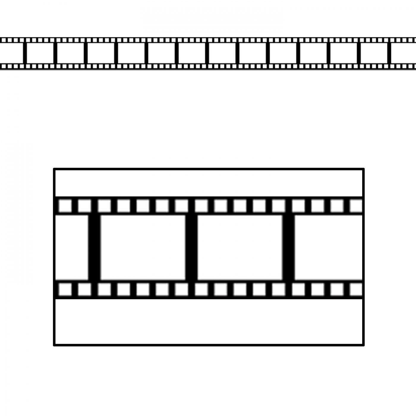 Filmstrip Border Trim image