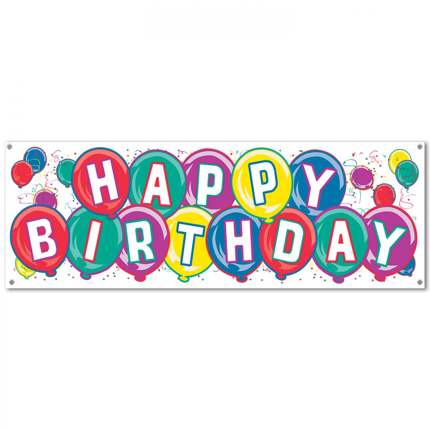 Happy Birthday Sign Banner image