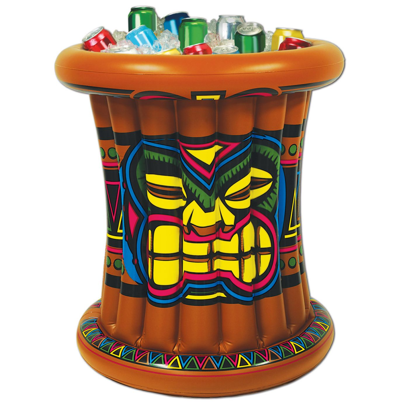 Inflatable Tiki Cooler (6) image