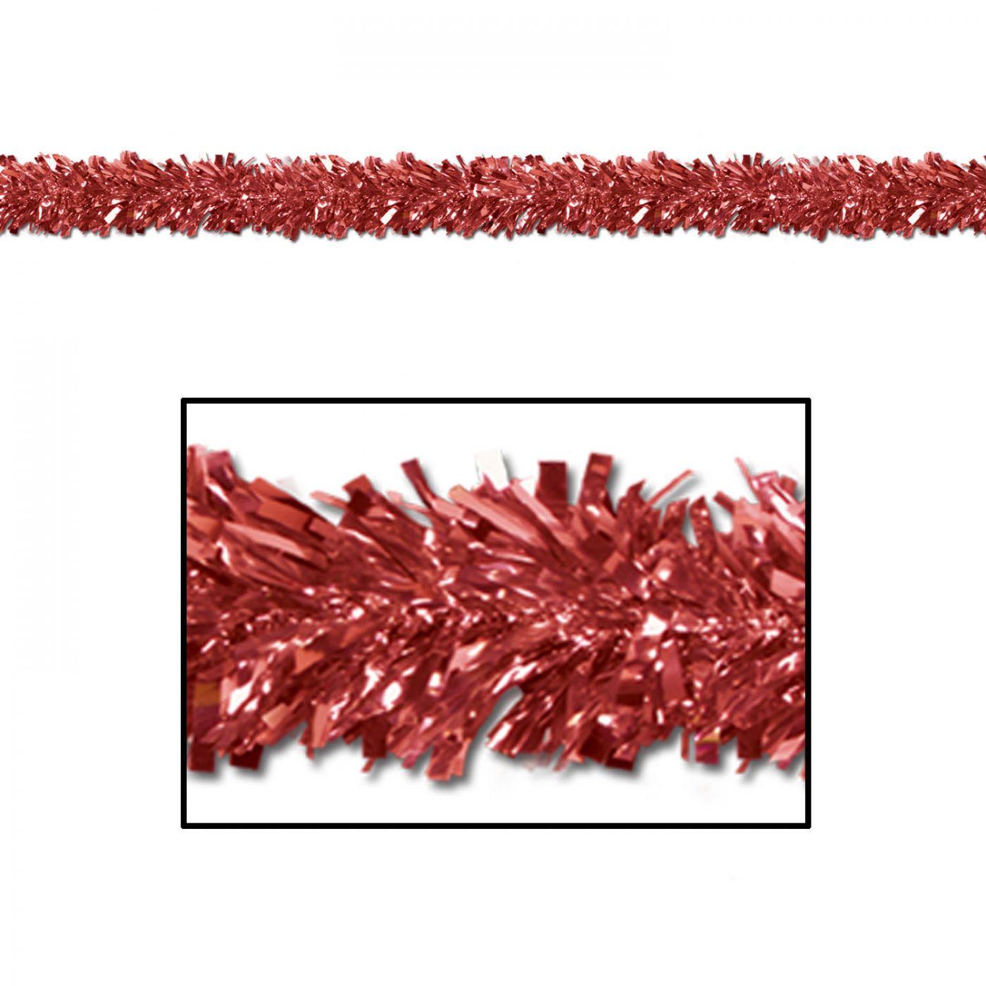 6-Ply FR Metallic Festooning Garland image