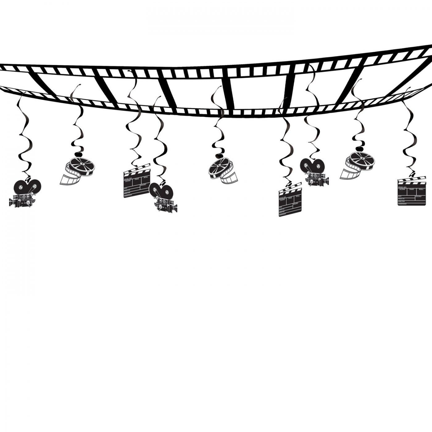 Movie Set Ceiling Decor (6) image
