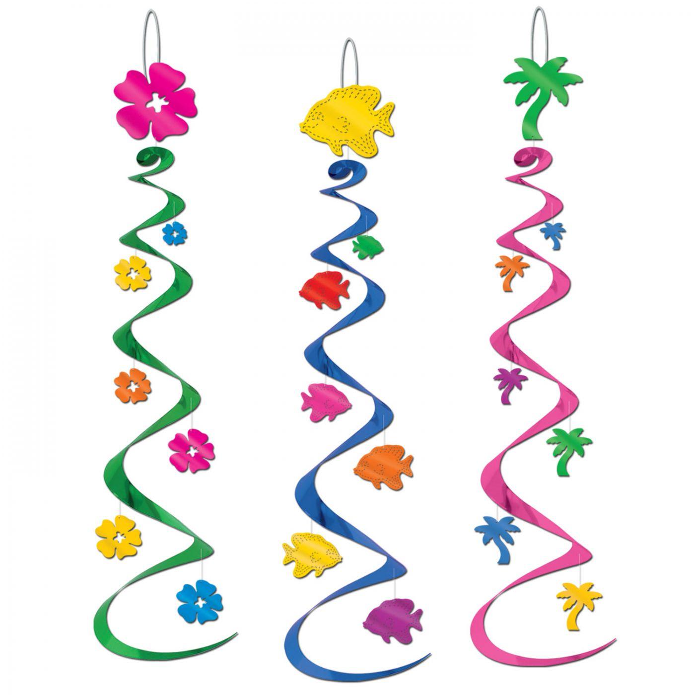Luau Whirls (6) image