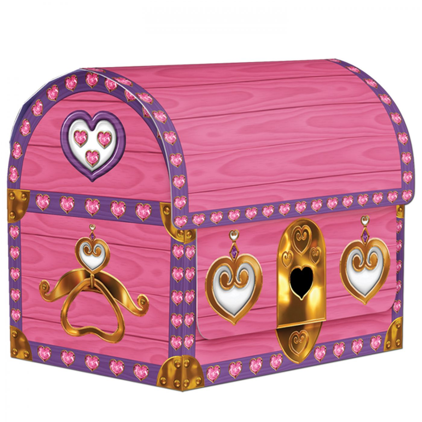 Princess Treasure Chest Favor Boxes image