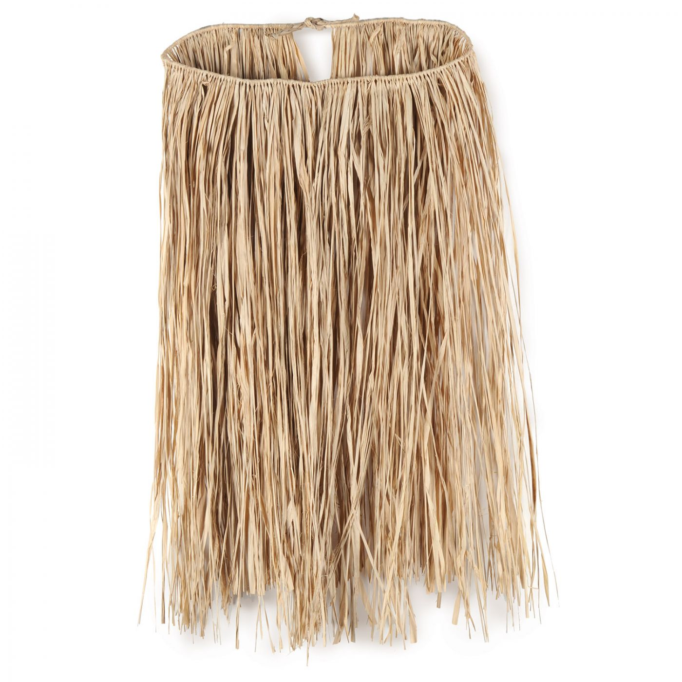 Child Raffia Hula Skirt image