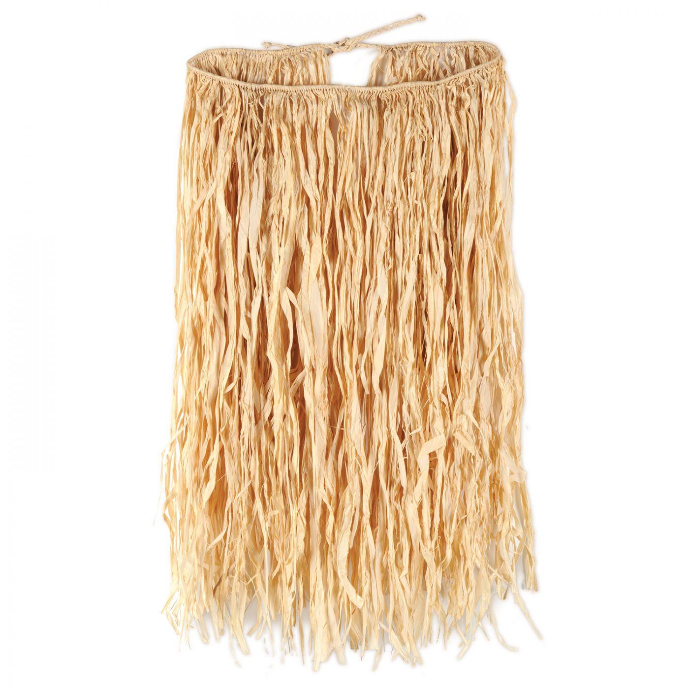 Image of Adult Raffia Hula Skirt