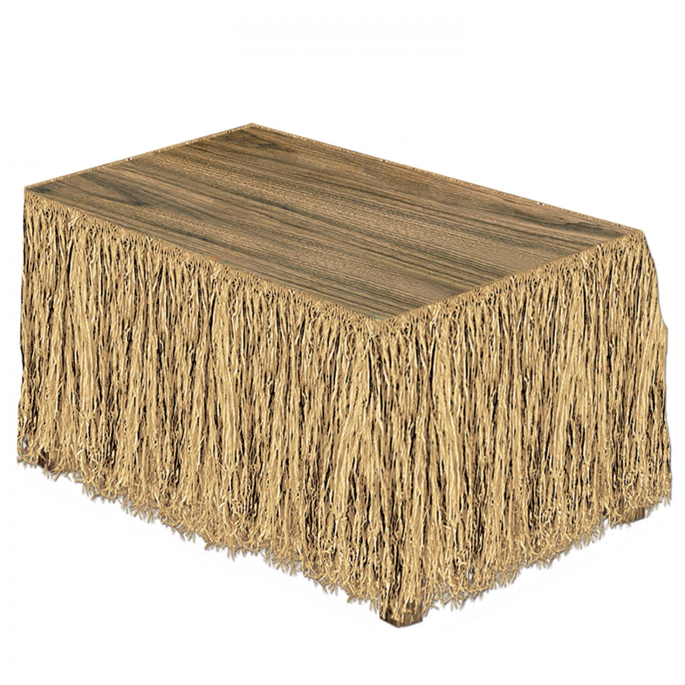 Raffia Table Skirting (6) image