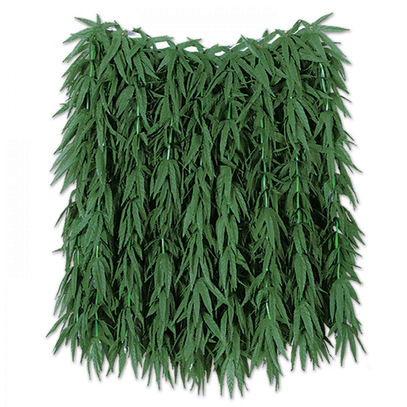 Tropical Fern Leaf Hula Skirt (6) image