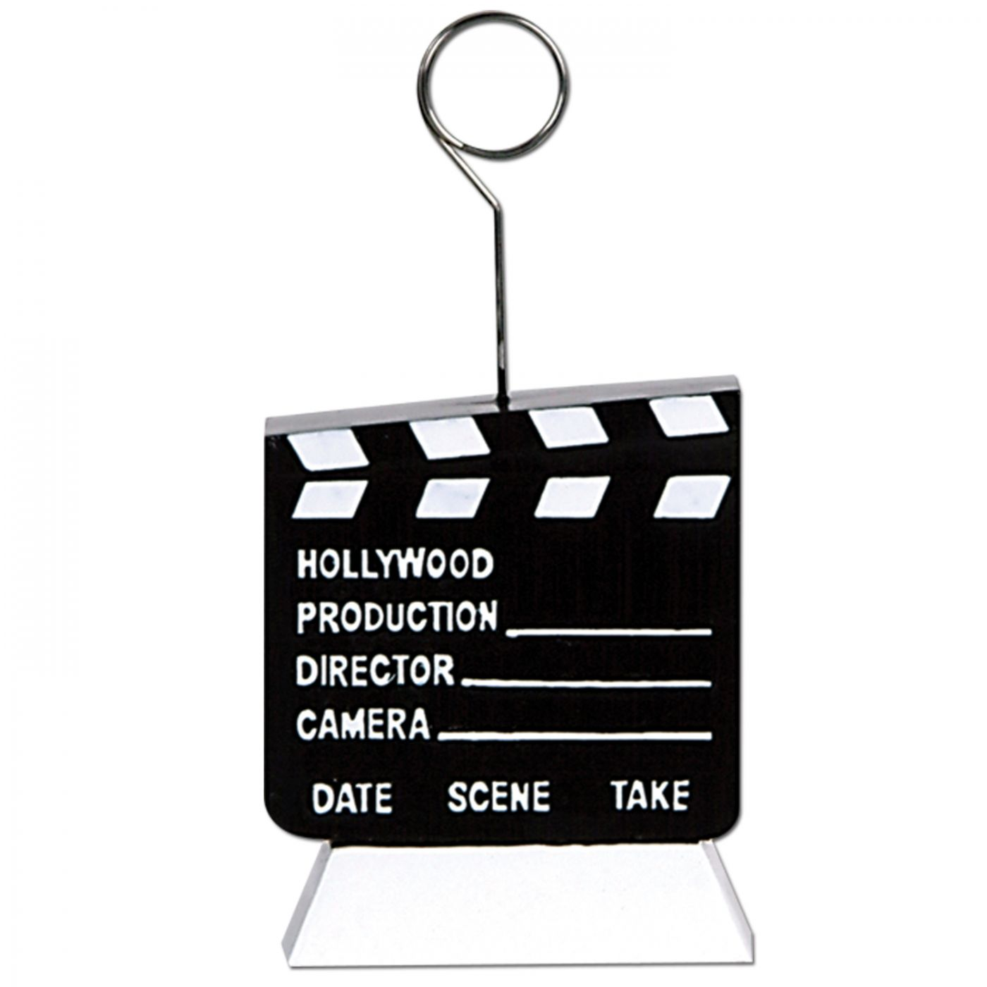 Clapboard Photo/Balloon Holder (6) image