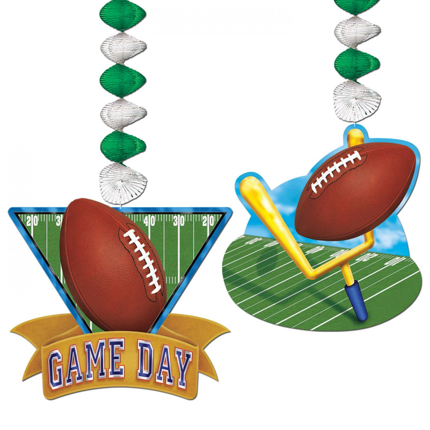 Game Day Football Danglers image