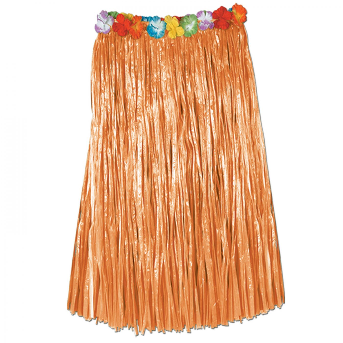 Adult Artificial Grass Hula Skirt image