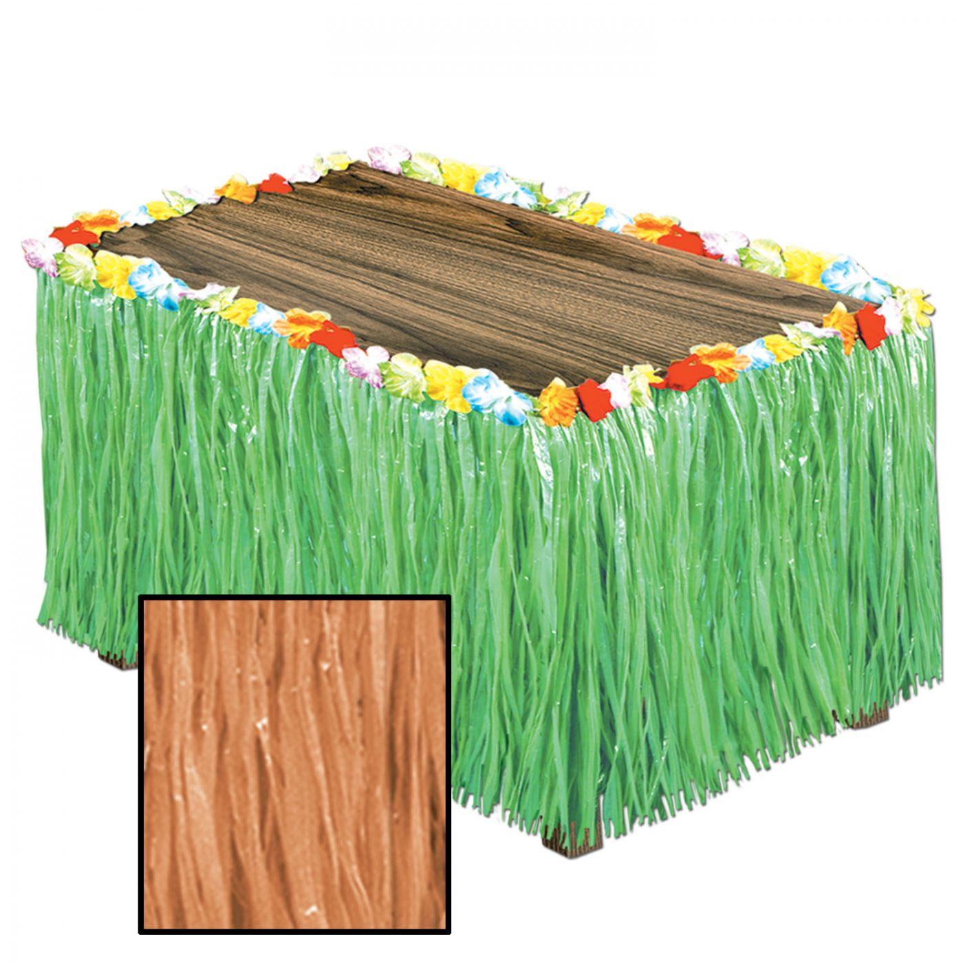 Image of Artificial Grass Table Skirting (6)