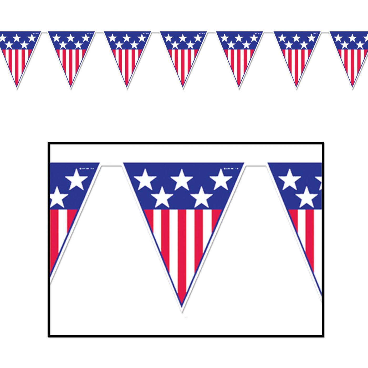 Spirit Of America Pennant Banner image