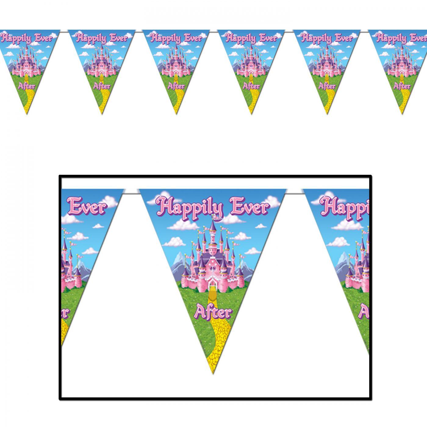Princess Pennant Banner image