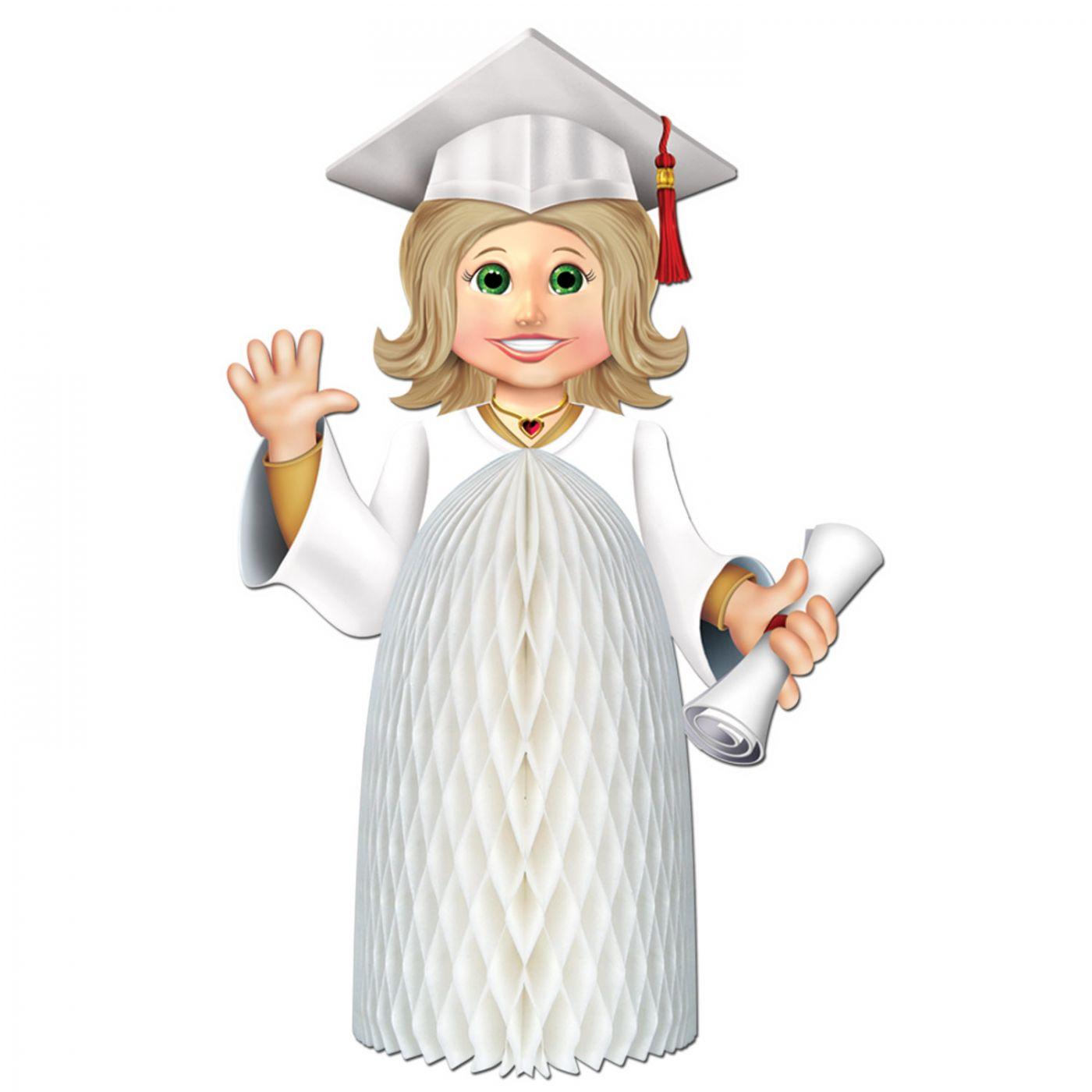 Girl Graduate Centerpiece image