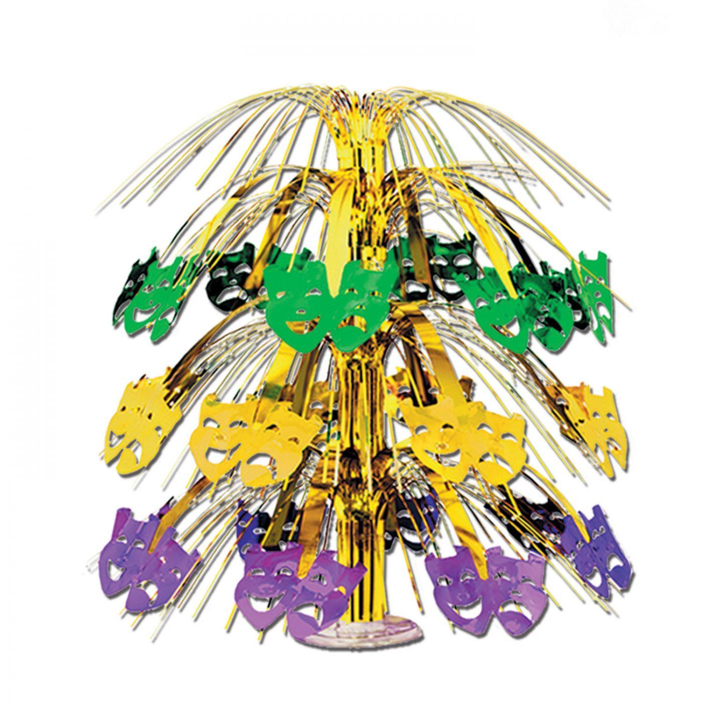 Mardi Gras Cascade Centerpiece (6) image