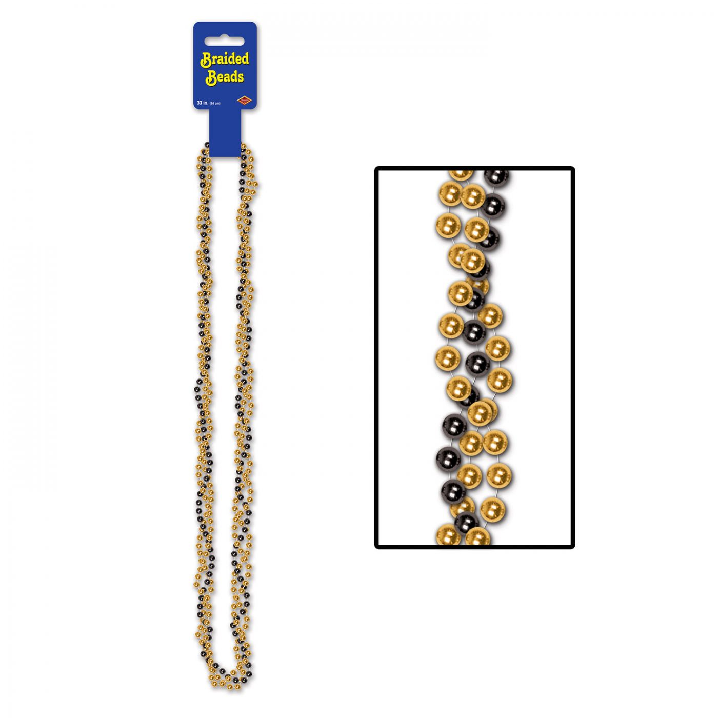 Braided Beads image