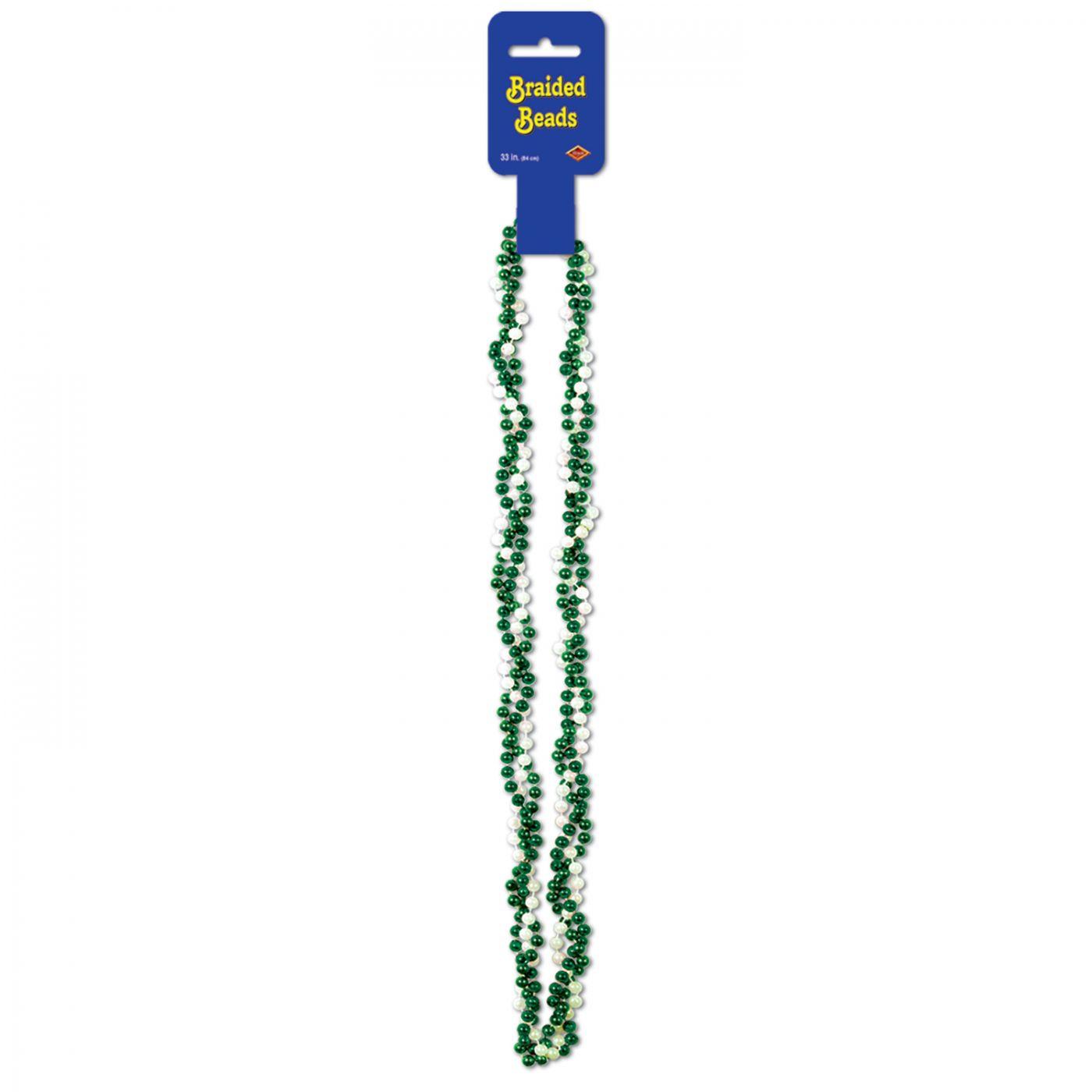 Image of Braided Beads