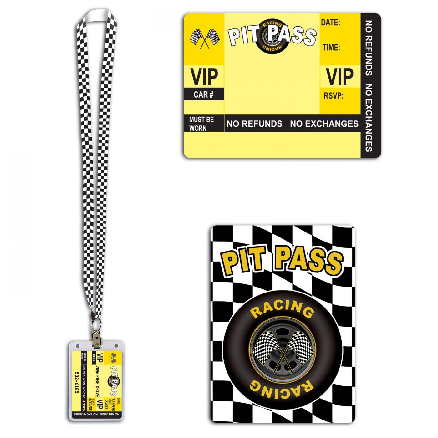 Racing Pit Pass image