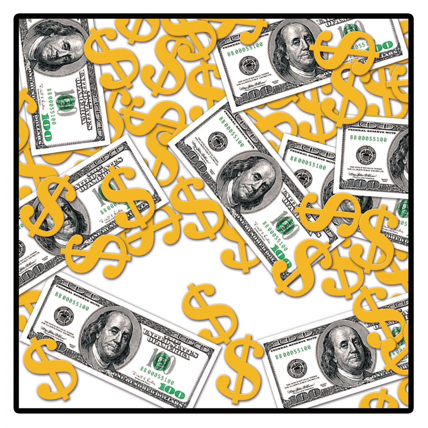 Big Bucks Print-Fetti image