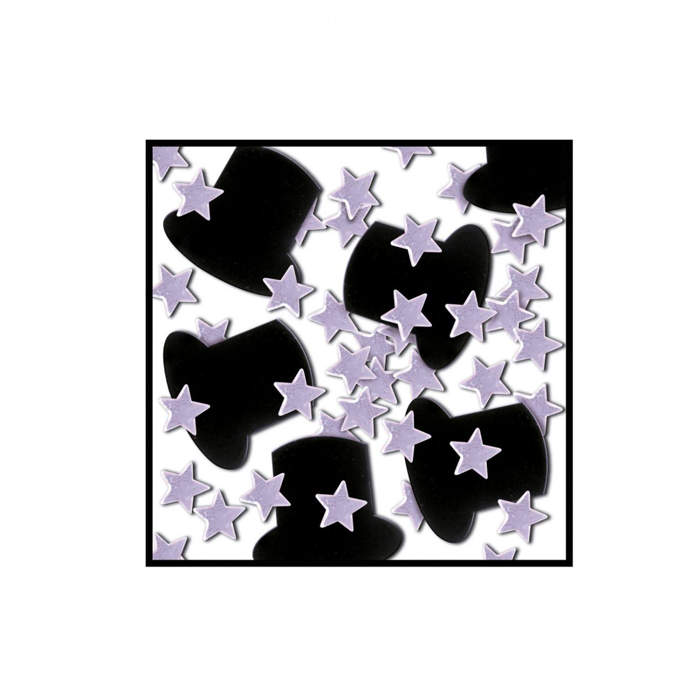 Fanci-Fetti Top Hats & Mini Stars image