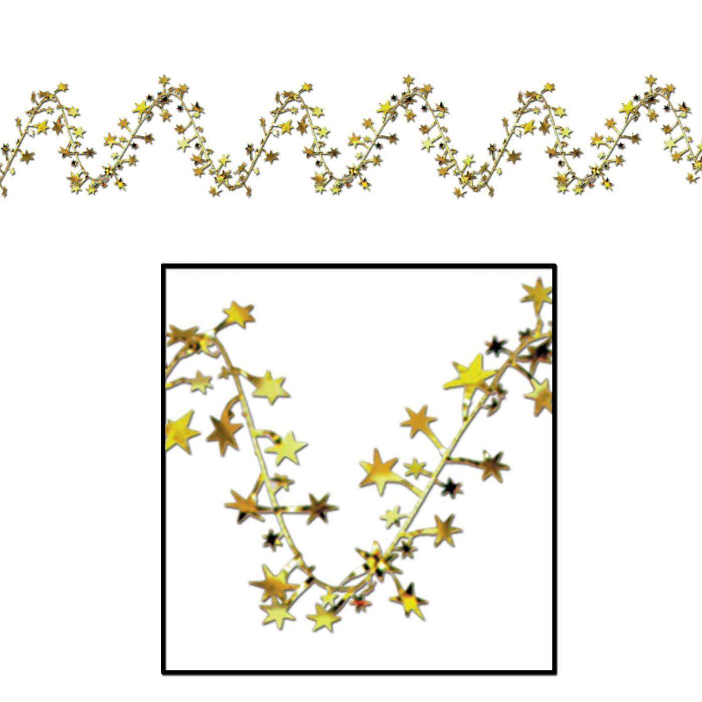 Gleam 'N Flex Star Garland image