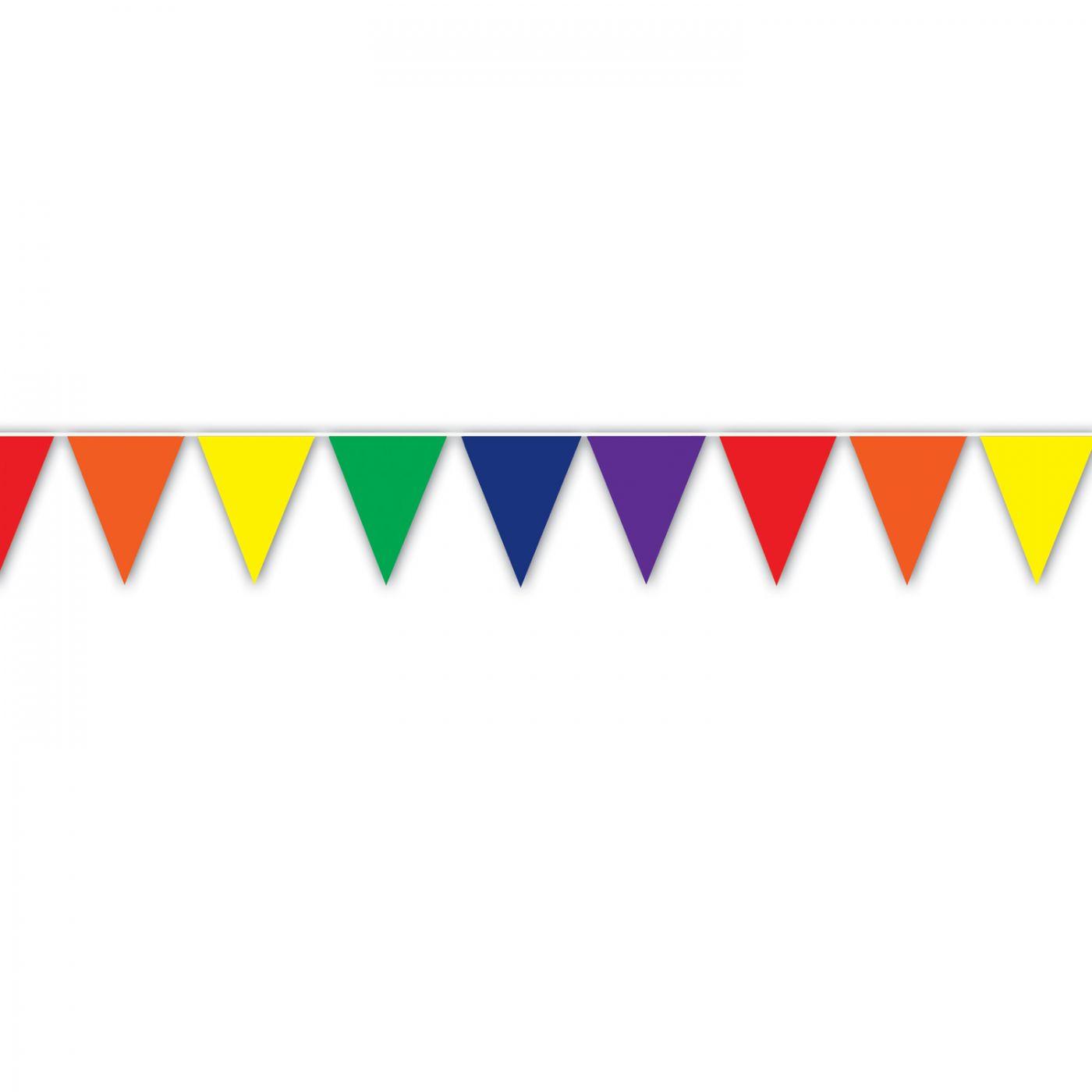 Rainbow Pennant Banner image