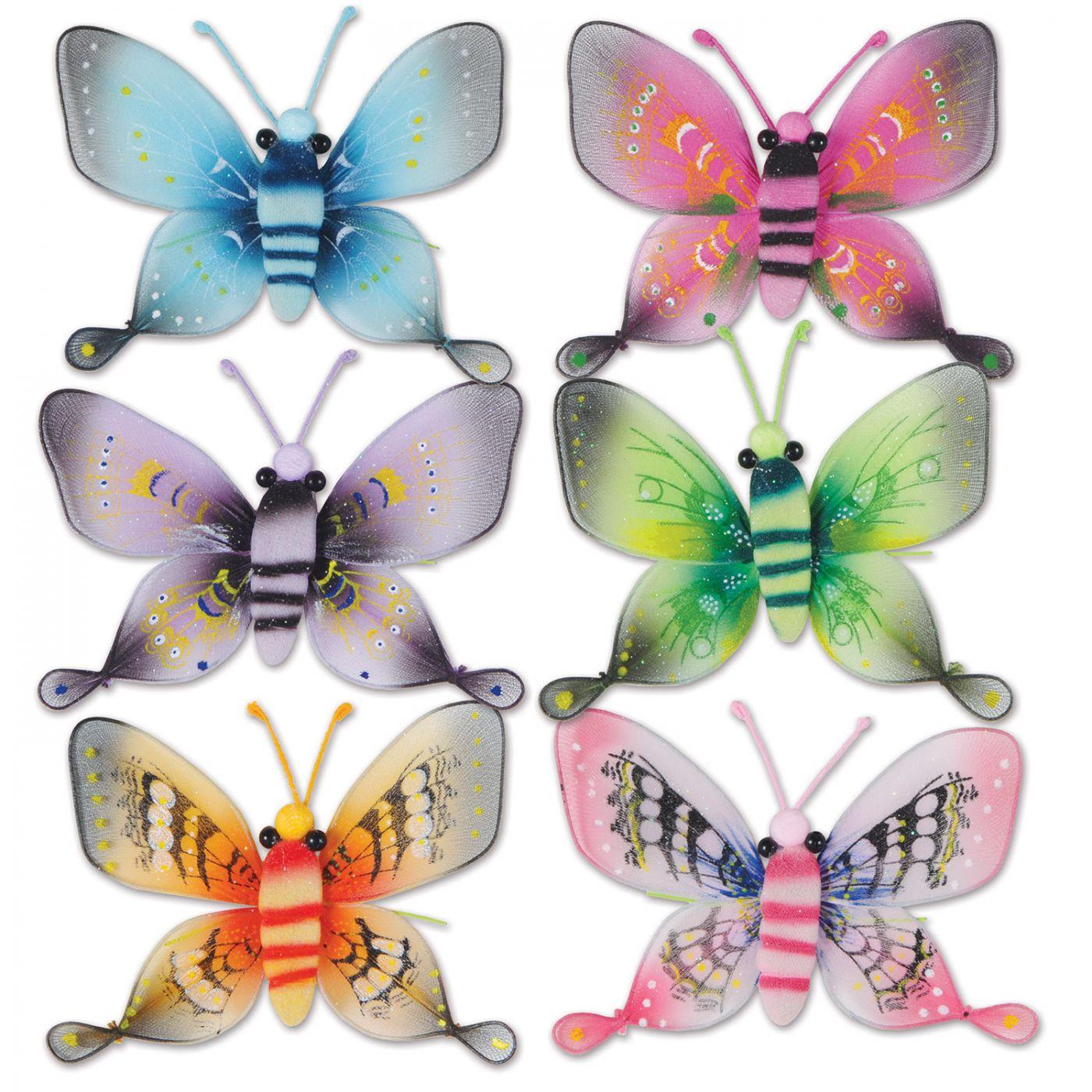 Majestic Butterflies image