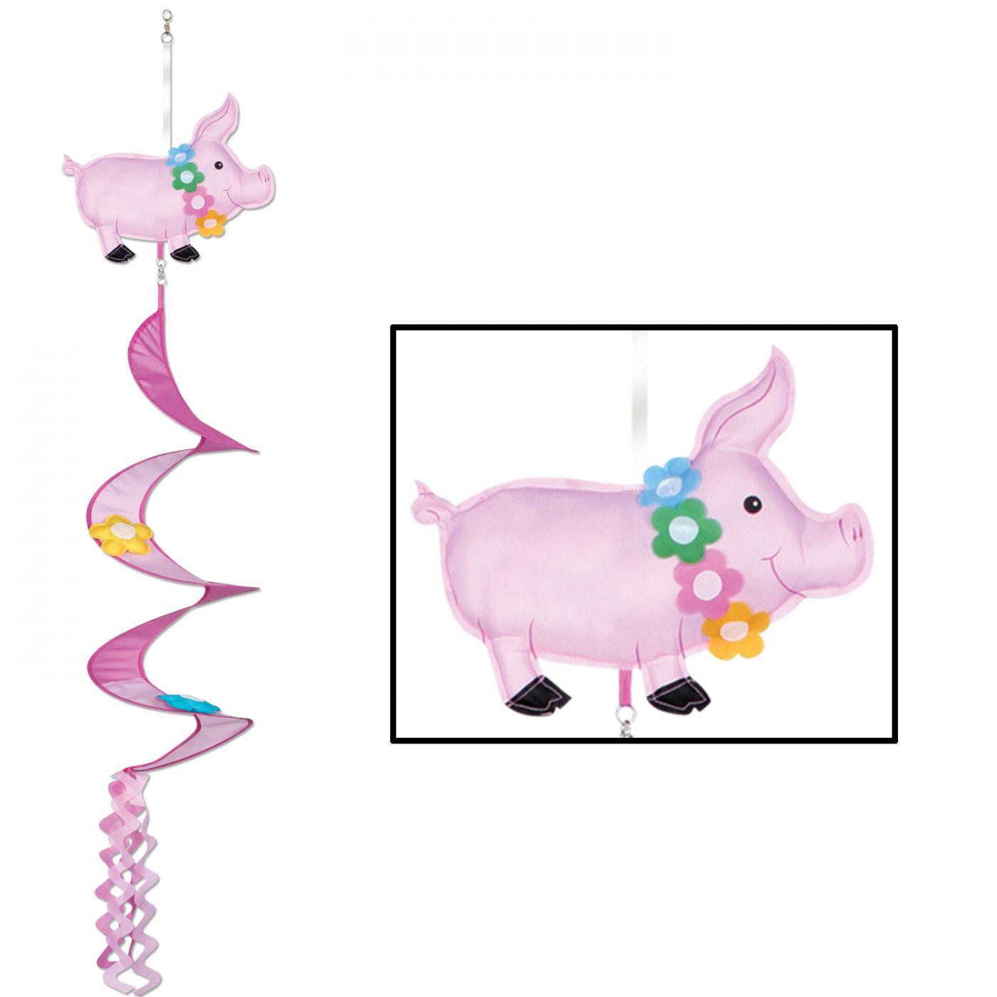 Luau Pig Wind-Spinner image