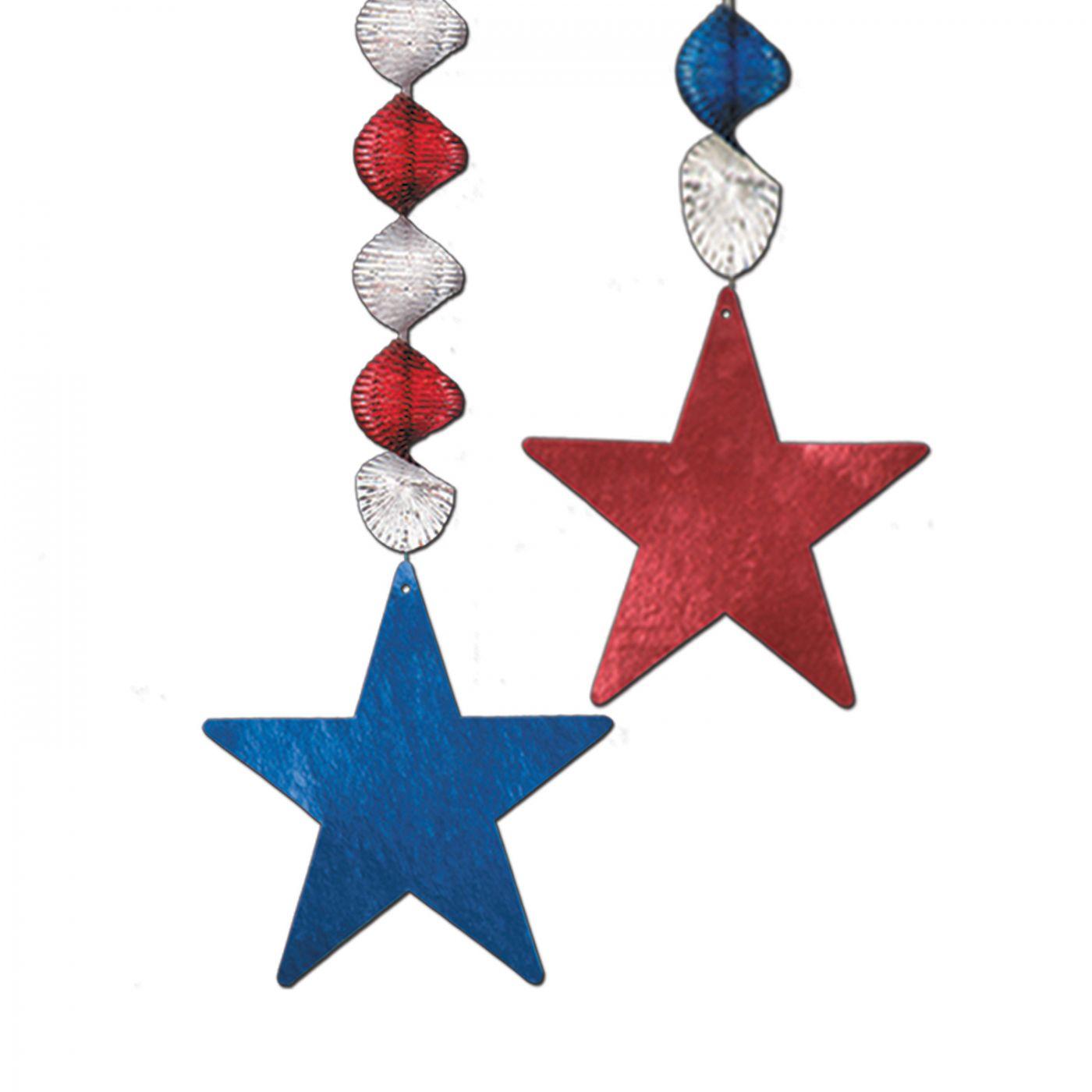 Foil Star Danglers image