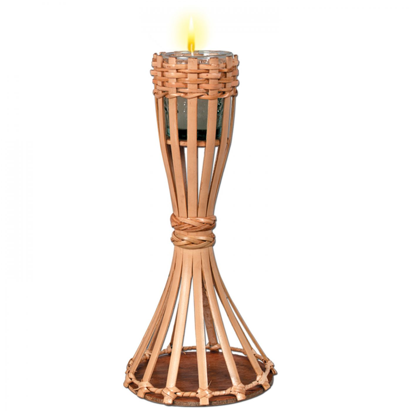 Tabletop Bamboo Torch (6) image