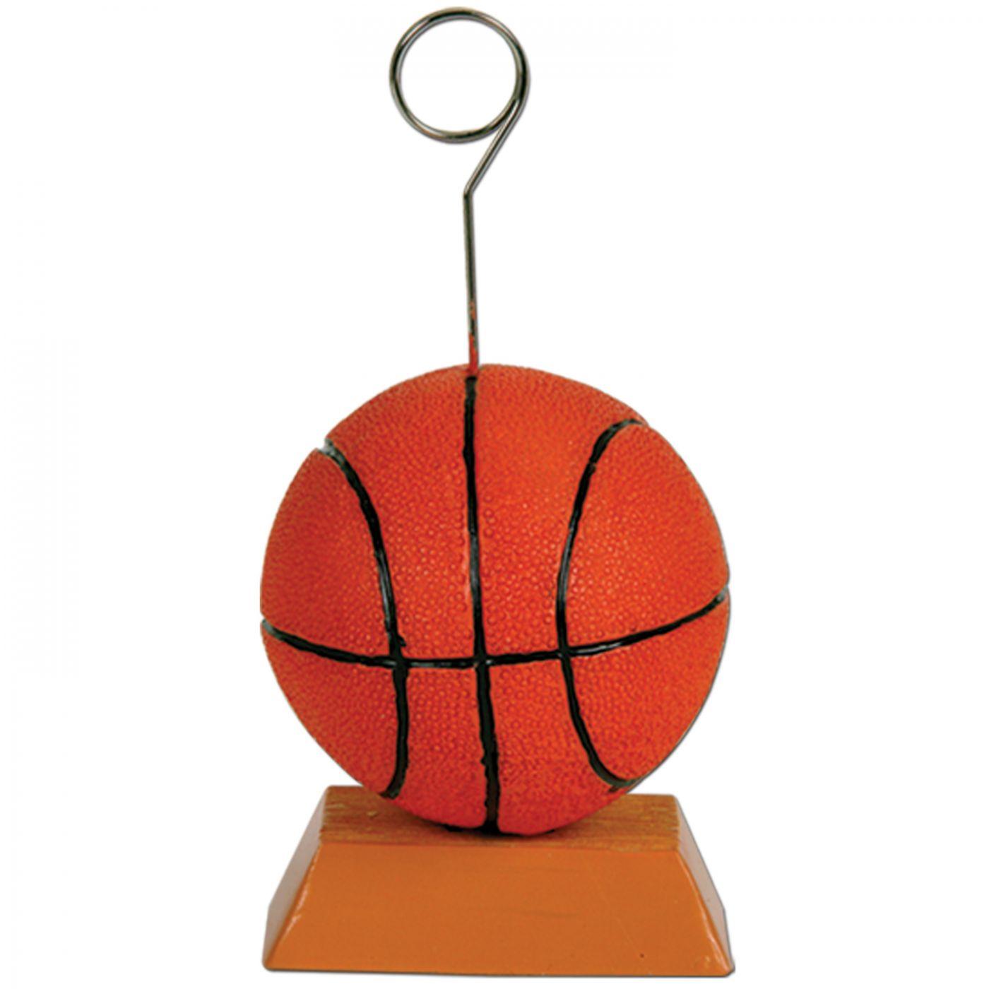 Basketball Photo/Balloon Holder (6) image
