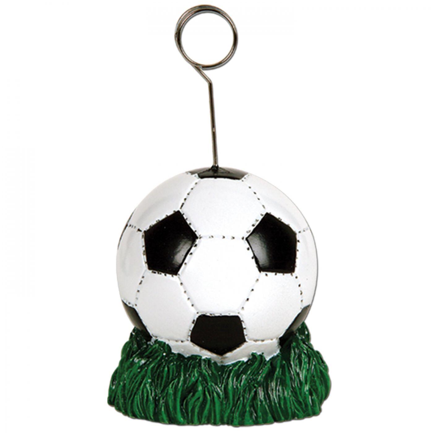 Soccer Ball Photo/Balloon Holder (6) image