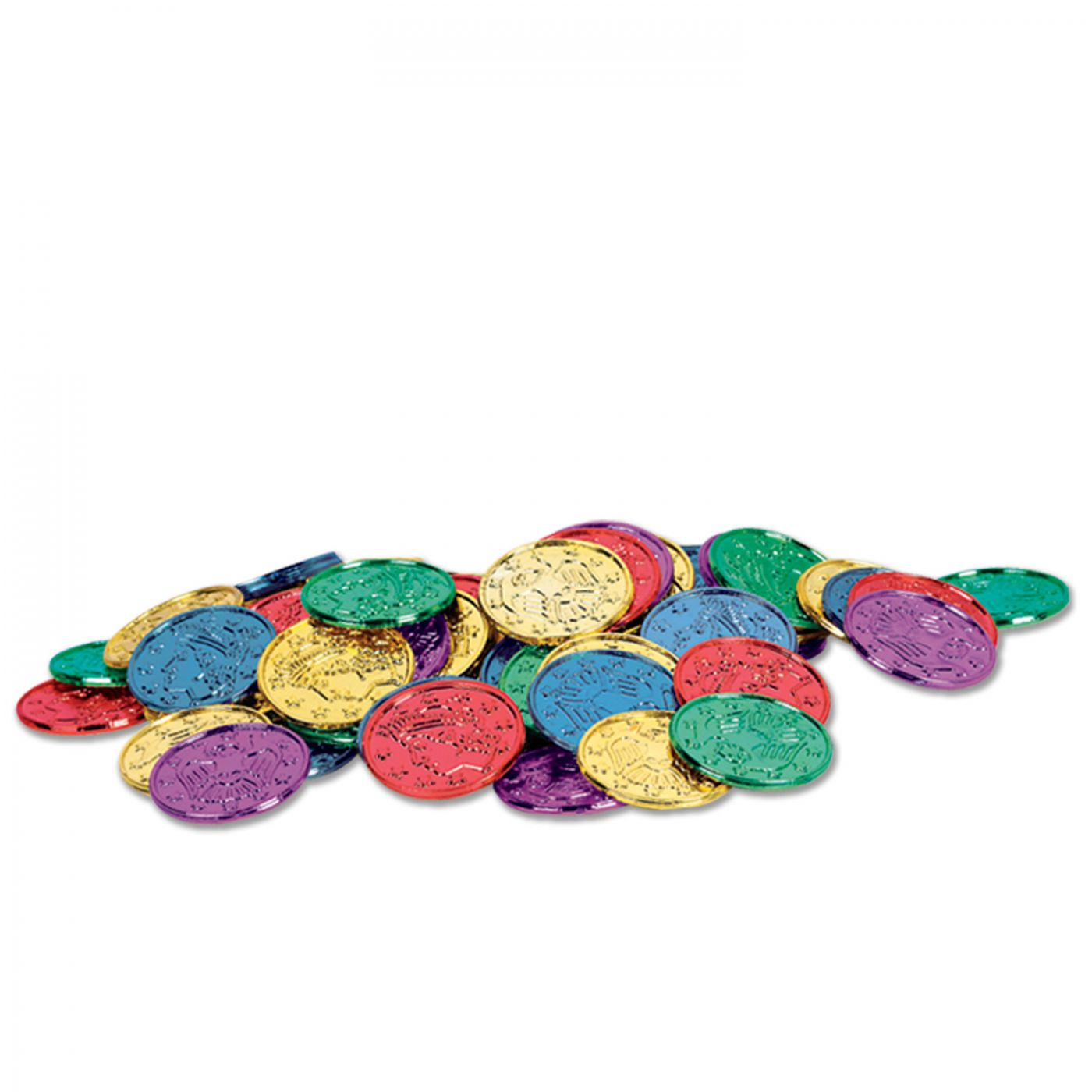 Plastic Coins image