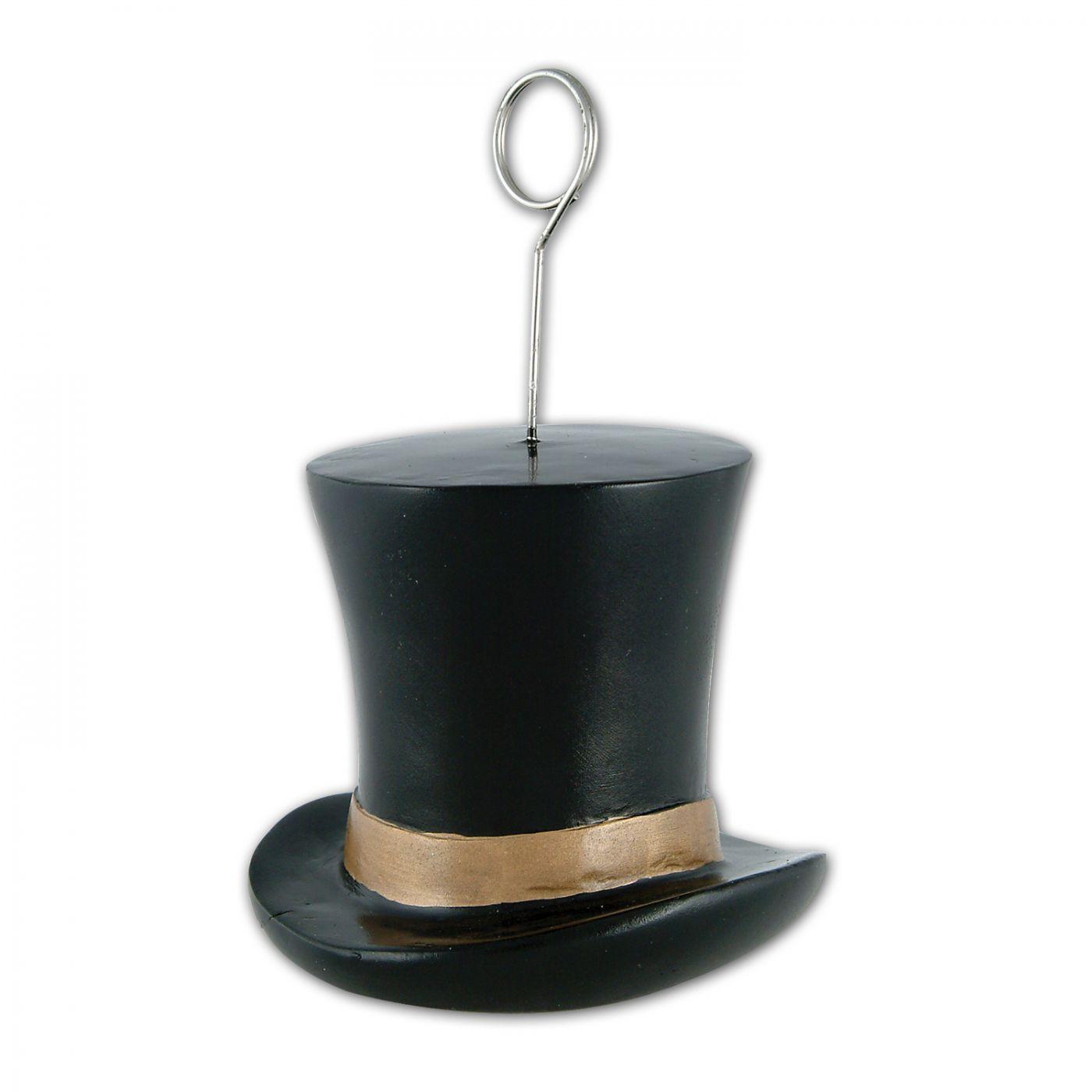 Top Hat Photo/Balloon Holder (6) image
