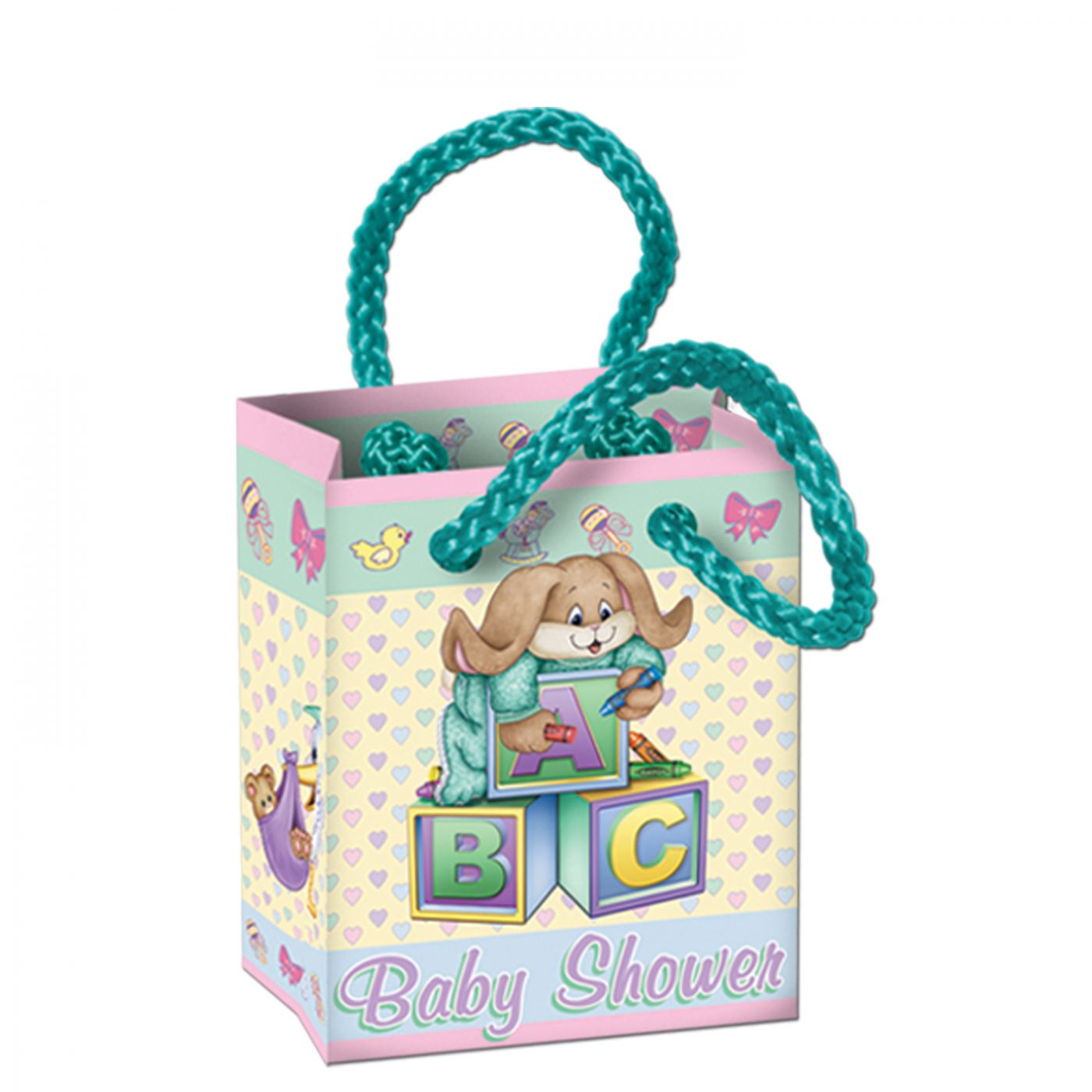 Cuddle-Time Mini Gift Bag Party Favors image