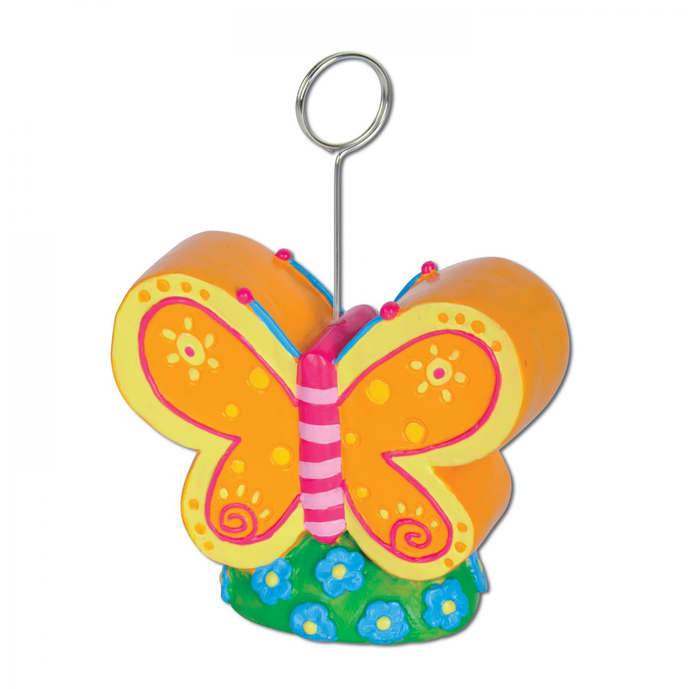 Butterfly Photo/Balloon Holder (6) image