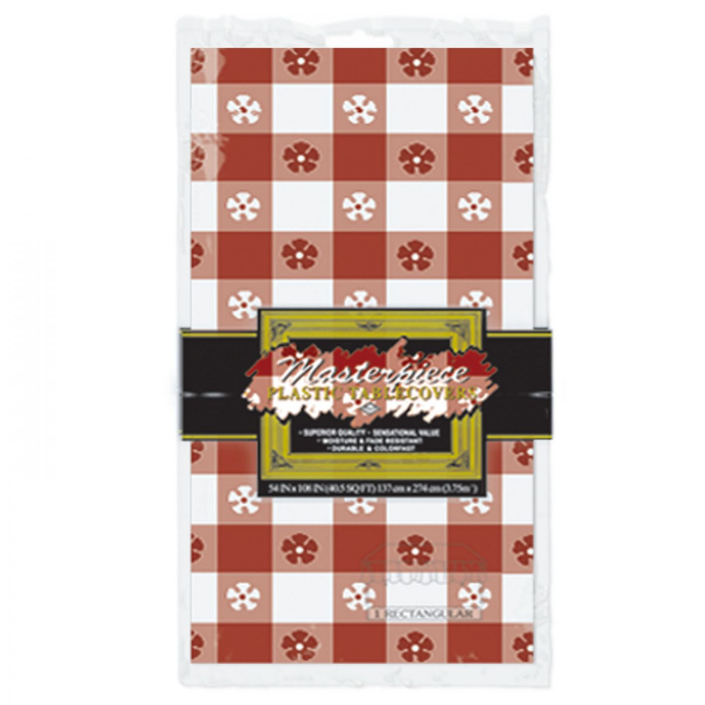 Gingham Tablecover image