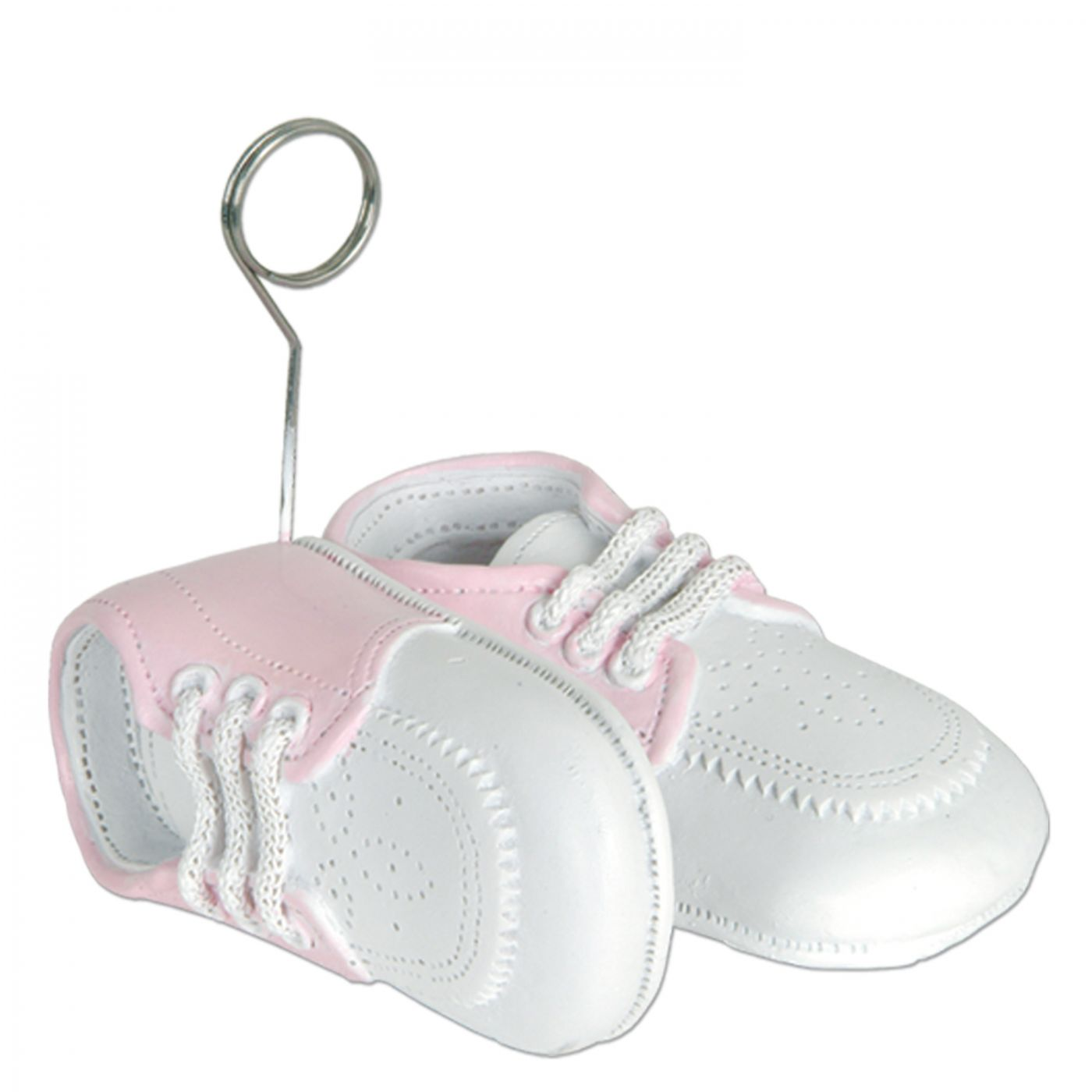 Image of Baby Shoes Photo/Balloon Holder (6)