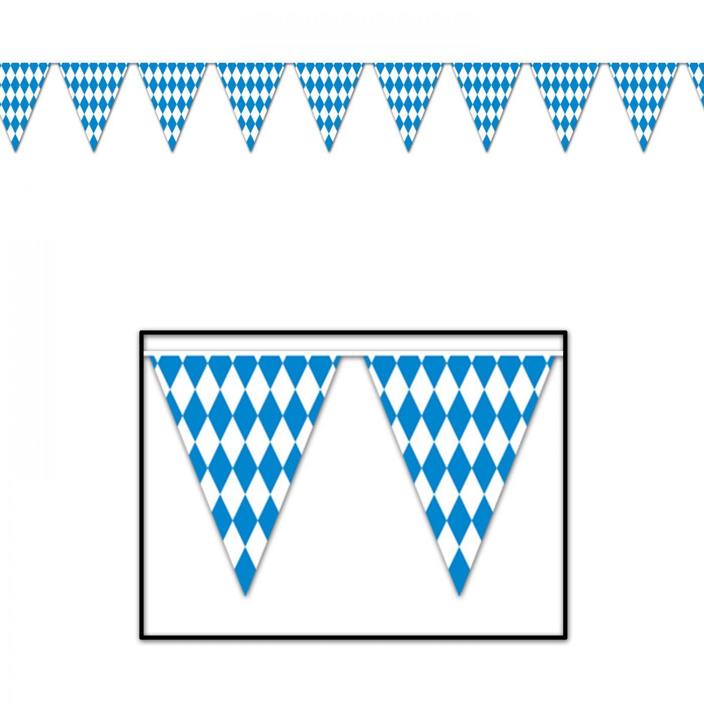 Oktoberfest Pennant Banner image