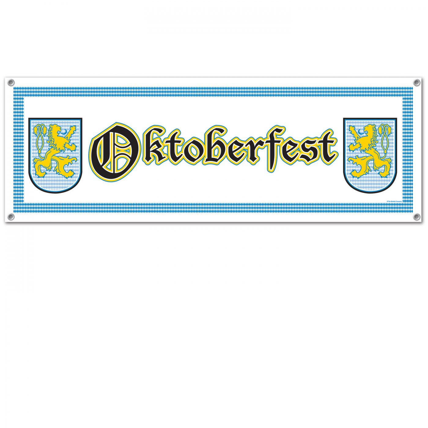 Oktoberfest Sign Banner image